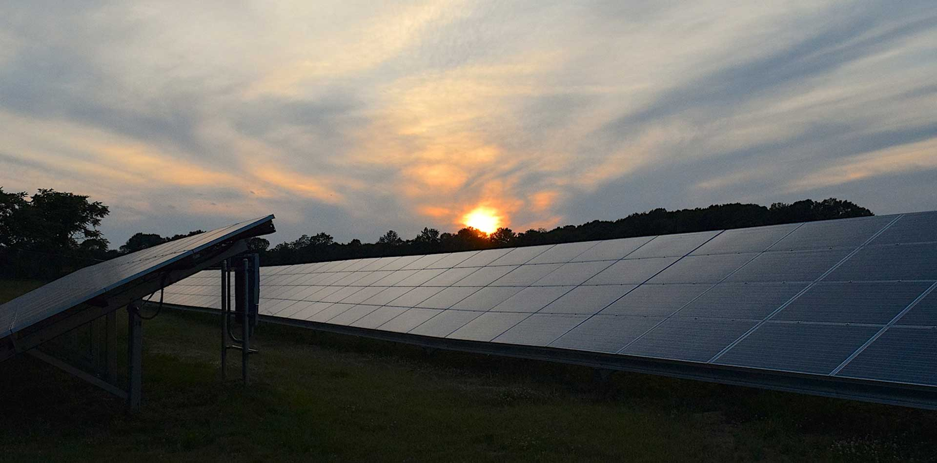 What is horizon shading and why is it important for solar?